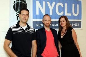 Evan Robertson, Adam Stein, Keira Naughton