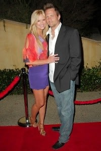Nancy O'Dell, Keith Zubchevich