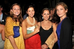 Kennedy Carruthers, Jenna Nash, Lib Curlee, Liz Pratt