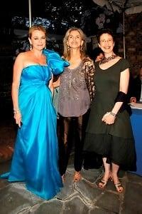 Debbie Bancroft, Dorothy Lichtenstein, Terrie Sultan
