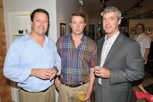 Scott Curley, Eric Ewell, Brendan Feely