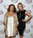Diane von Furstenburg and Ivanka Trump