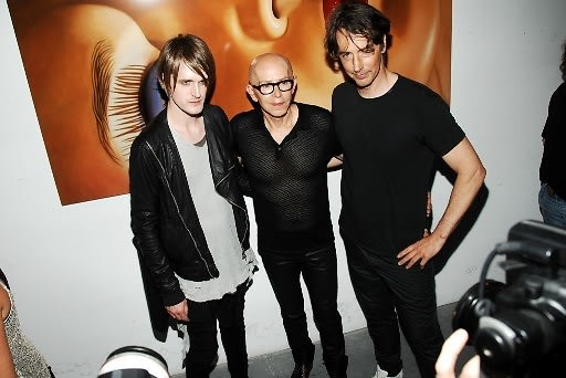 Gareth Pugh, James Gager, Richard Phillips