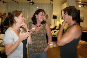 Annette Parkhurst, Adrienne Austermann, Patrick Askin