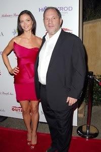 Georgina Chapman, Harvey Weinstein