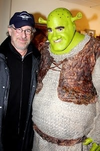 Steven Speilberg, Shrek