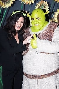 Catherine Zeta Jones, Shrek