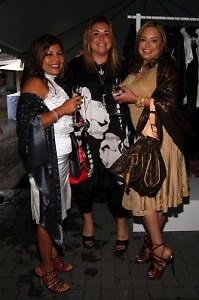 Louis Vuitton VIP Risa Pulver Hosts Trunk Show At Her ...
