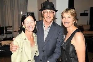 Amy Rosi, Peter Rosenthal, Susan Ashbrook