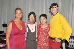 Courtney Maier, Sally Randall Brunger, Niki Cheng, Patrick McDonald