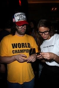 Judah Friedlander, Blackberry Tech