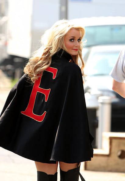 Becki Newton on E