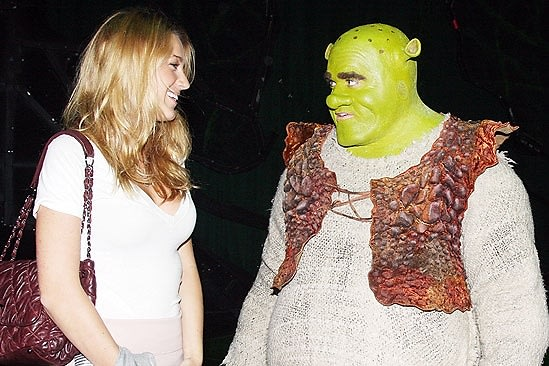 Blake Lively, Shrek
