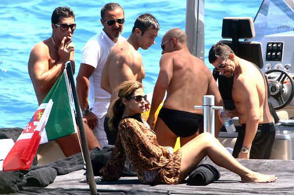 Eva Mendes, Stefano Gabbana, Domenico Dolce