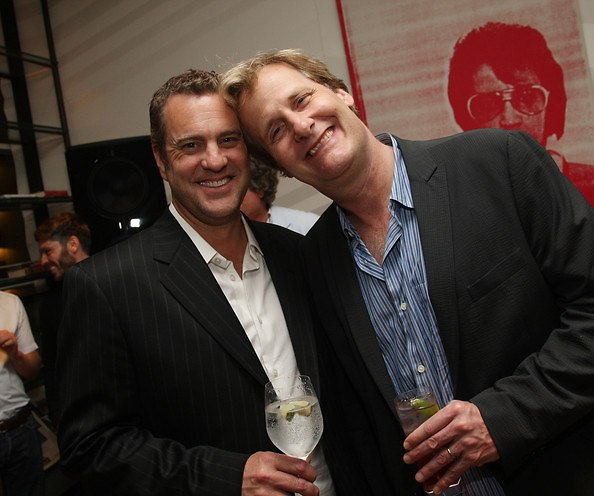 John Hindman, Jeff Daniels
