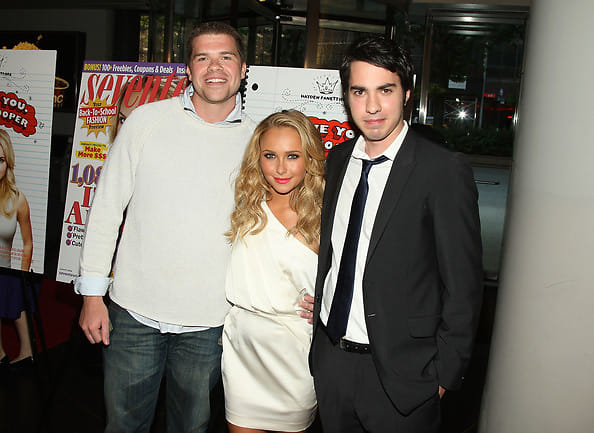 Josh Emerson, Hayden Panettiere, Jack Carpenter