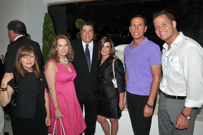 Marjorie Sobiloff, Cathy Yohay, Mitchell Blatt, Abby Modell, Ken Alpert, Andrew Petronio