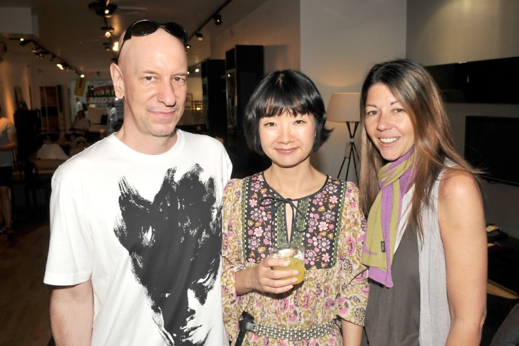 Stuart Argabright, Noyuri Tokiwa, Sally Randall Brunger