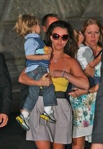 Britney Spears, Sean Preston