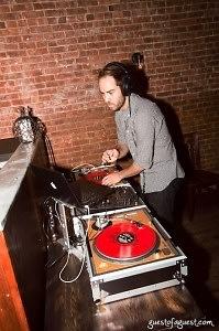 DJ Jeffrey Tonnenson
