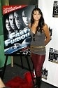 Michelle Rodriguez at a Screening of Fast & Furious