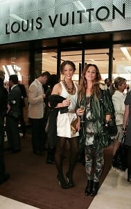 Erin McNaught and Pip Edwards