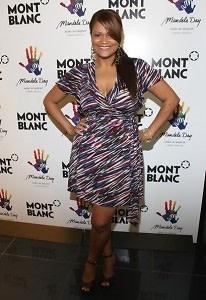 Model Christina Mendez