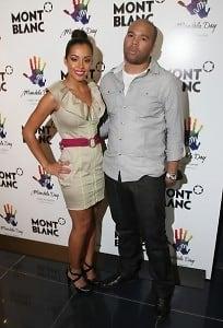 Singer Stefani Vara and Chauncy Jackson