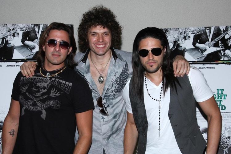 Rock trio ZO2