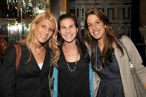 Rachel Zolot, Hannah Wurzel, Mia Belldegrun