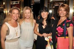 Sharon Dresser, Amelia Balonek, Catherine O'Toole, S Lee Wright
