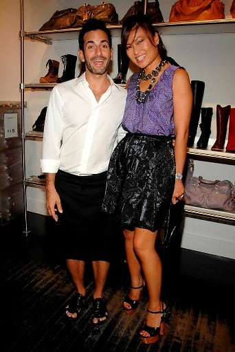 Marc Jacobs, SunHee Grinnell
