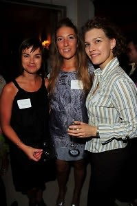 Katya Musacchio, Nohemi Perez, Diana Roggermann