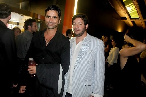 John Stamos, Jeffrey Ross