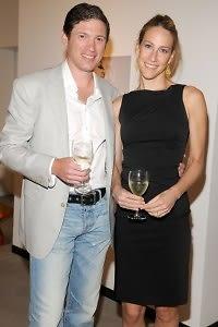 Glenn Fuhrman, Amanda Steck