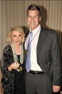 Joan Rivers, Bill Hoffman