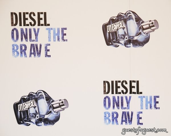 Diesel Only The Brave Men's Fragrance
