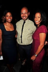 Angela Burke Murray, Emil Wilbekin, Michelle Ebanks
