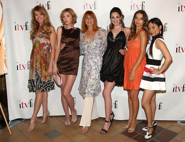Jennifer Johnson, Laura Clery, Joanna Cassidy, Tamela D'Amico, Angela Sarafyan, Andrea Lui