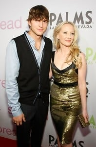 Ashton Kutcher, Anne Heche