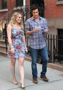 Hilary Duff, Penn Badgley