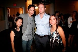 Veronica Wong, Stephen Shoreman, Philip Grochazka, Shang Tay