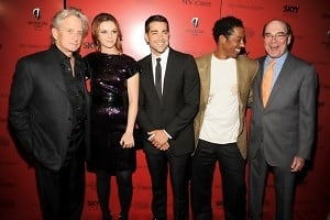 Michael Douglas, Amber Tamblyn, Jesse Metcalfe, Orlando Jones, Peter Hyams