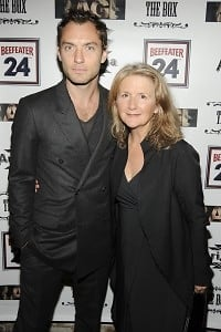 Jude Law, Sally Potter