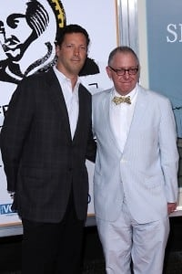 Andrew Karpen, James Schamus