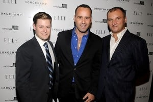 Kipton Cronkite, Scott Buccheit, Olivier Cassegrain