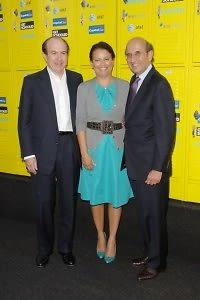 Philippe Dumont, Debra Lee, Joel Kline