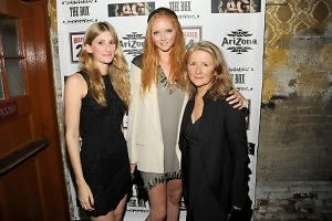 Francesca Hammerstein, Lily Cole, Sally Potter
