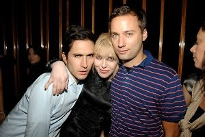 Lazaro Hernandez, Courtney Love, Jack McCollough