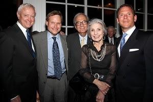 Randall Bourscheidt, Allen Greenberg, Frederic S. Papert, Pat Schoenfeld, Joe Versace